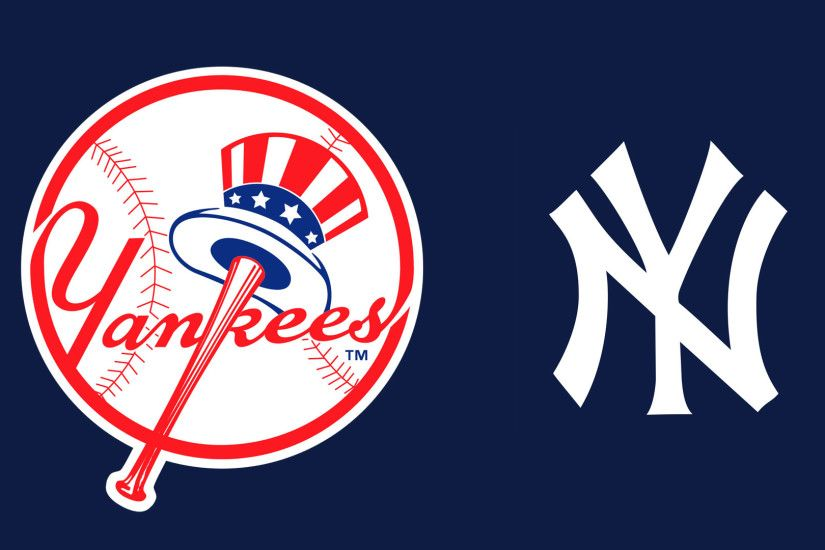 MLB New York Yankees Logo 1920x1080 wallpaper