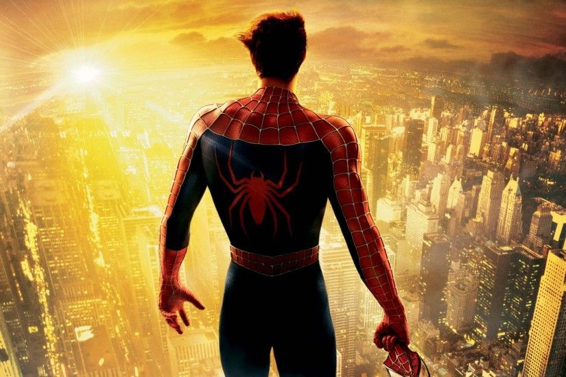 spiderman spider-man tobey maguire tobey maguire peter parker