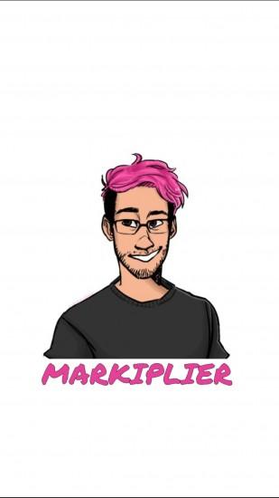 Markiplier with glasses