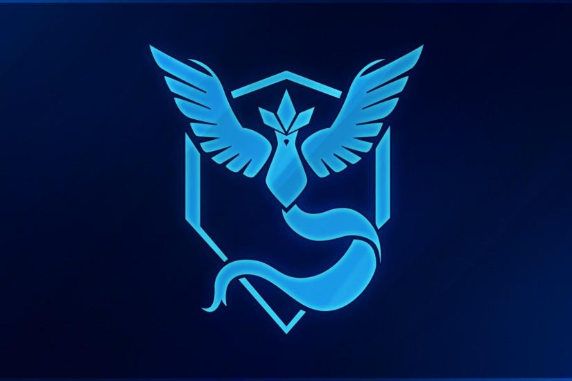 Team Mystic Wallpaper by OfficialUnleasH Team Mystic Wallpaper by  OfficialUnleasH