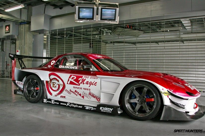 ... Mazda Racing car wallpaper