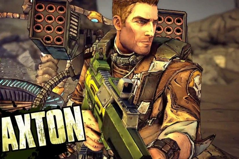 Borderlands 2 Axton Computer Background