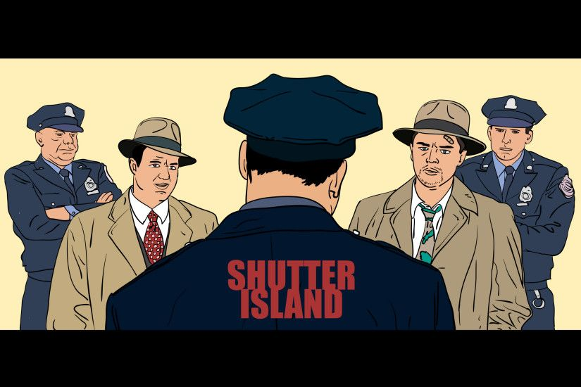 Shutter Island images Chuck and Ted. HD wallpaper and background photos