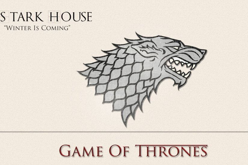 ... House Stark Wallpapers - Full HD wallpaper search