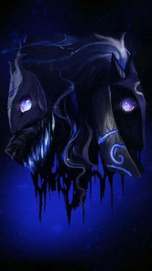 Kindred 1080x1920 Wolf and Lamb by KH for Mobile Phone WallPaper