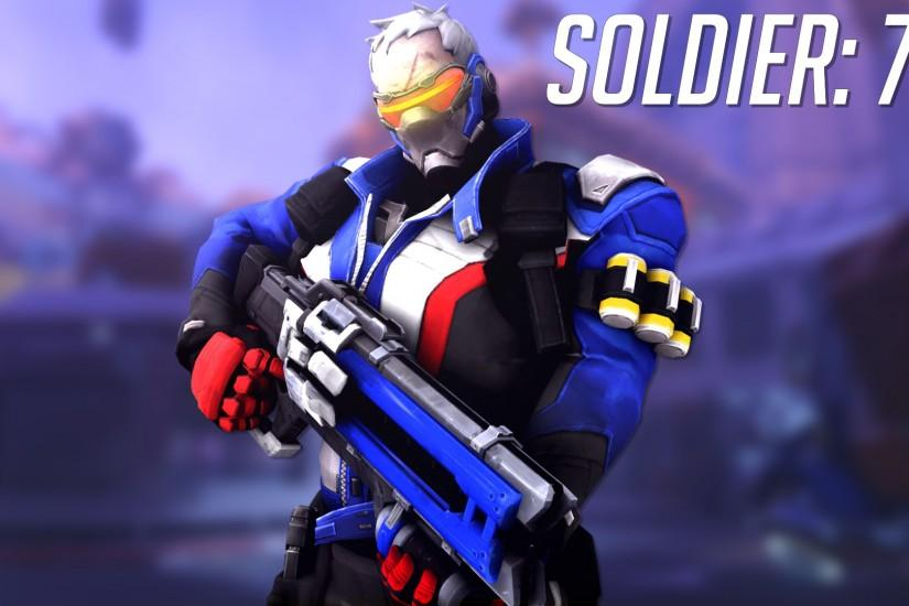 new soldier 76 wallpaper 1920x1080 for hd