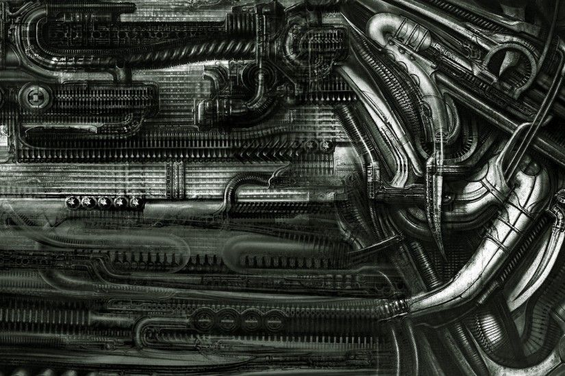 h.r. giger hd wallpapers ...
