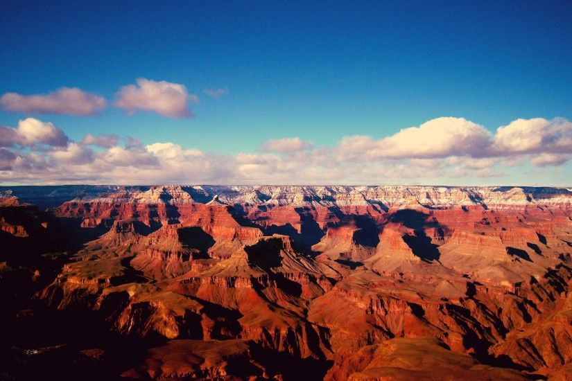 Grand Canyon Panorama Photo