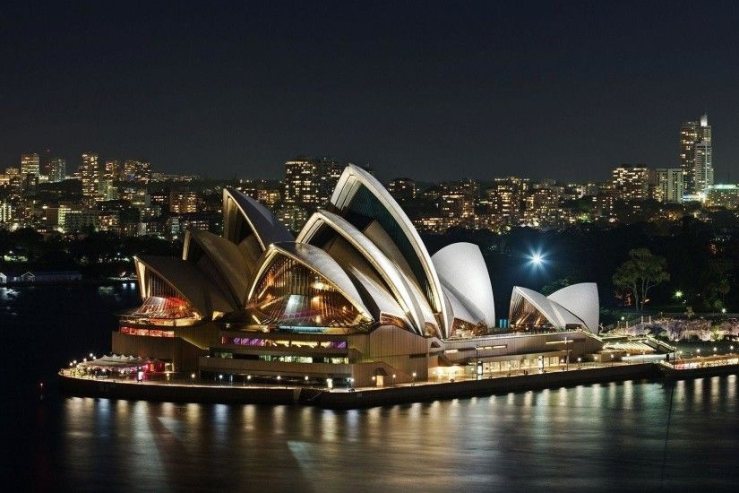 House wallpaper opera sydney world places travel images beautiful .