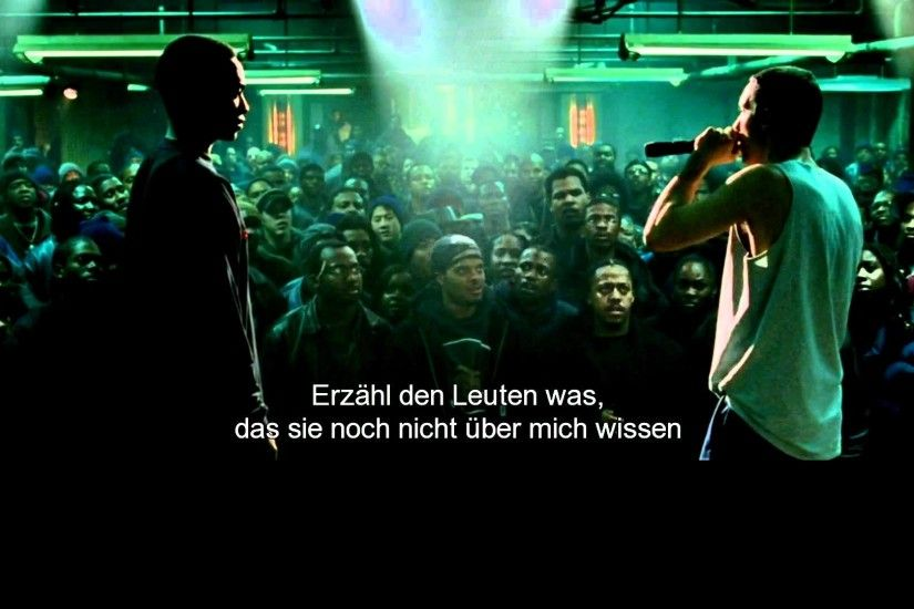 8 Mile - Final Battle (with Subtitles) - YouTube