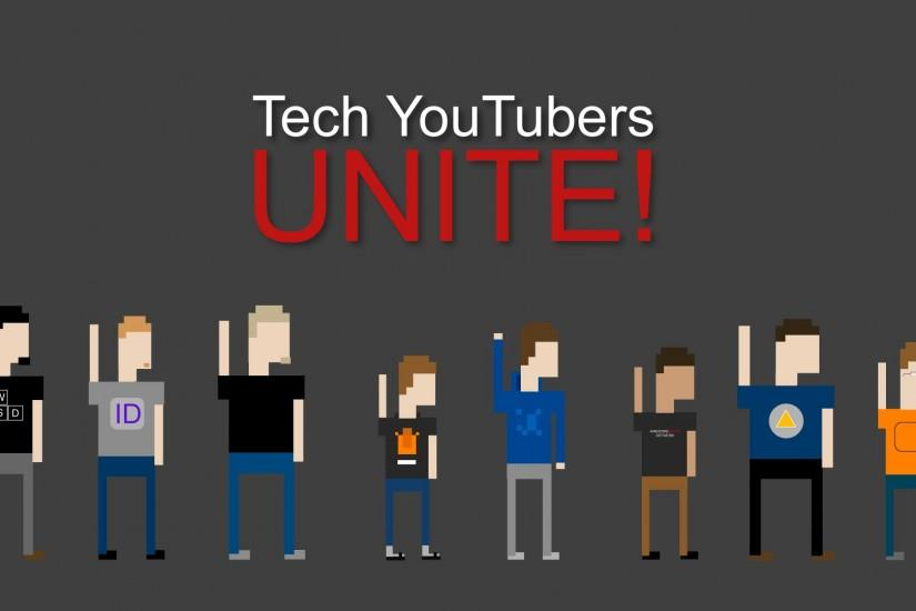 From Left to Right: Logan, Paul, Jay, Linus, Luke, Kyle, Barnacules, Austin  Evans