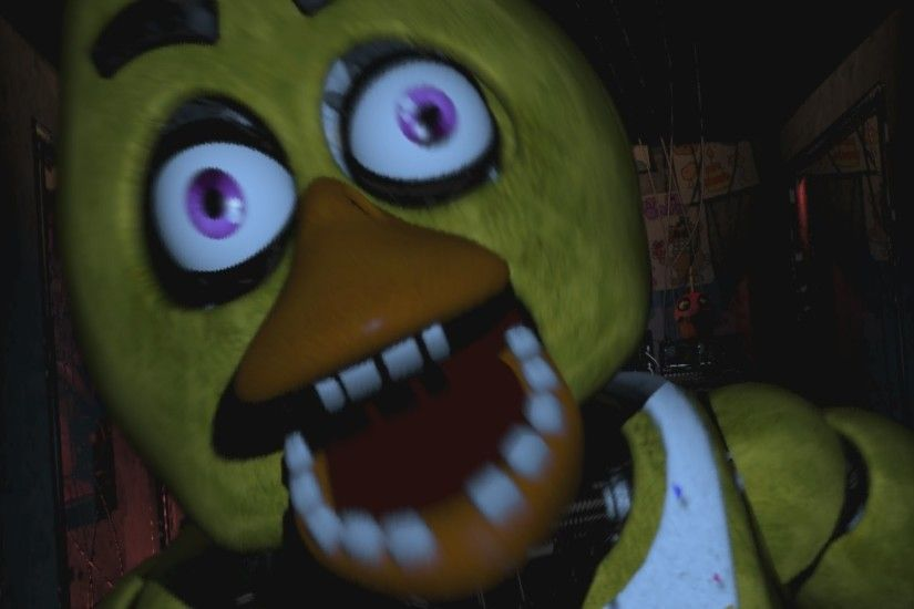 WORST JUMPSCARE I'VE EVER HAD - Five Nights at Freddy's - Part ...