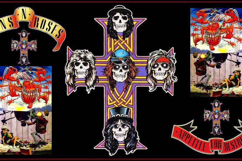Guns N Roses Wallpapers ①