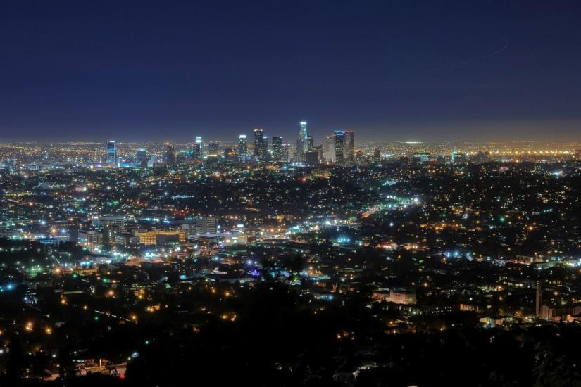 los angeles wallpaper 2560x1600 desktop
