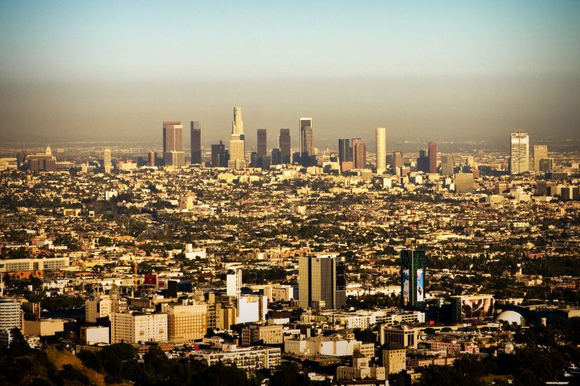 Los Angeles City Wallpaper 14235