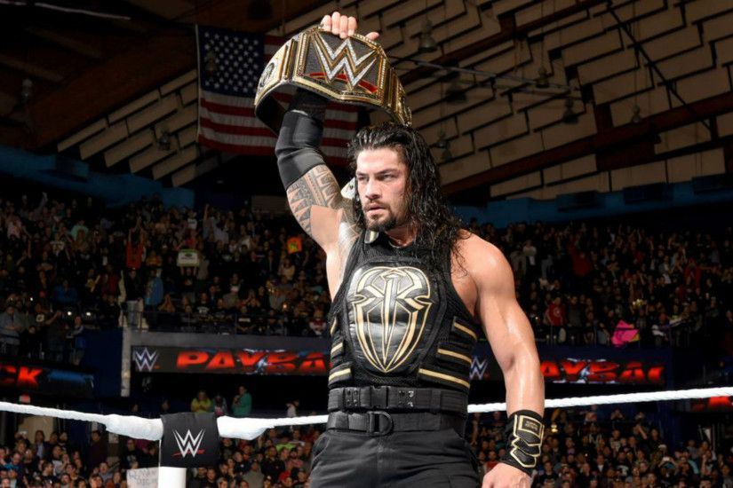 Roman Reigns wwe super star wrestler