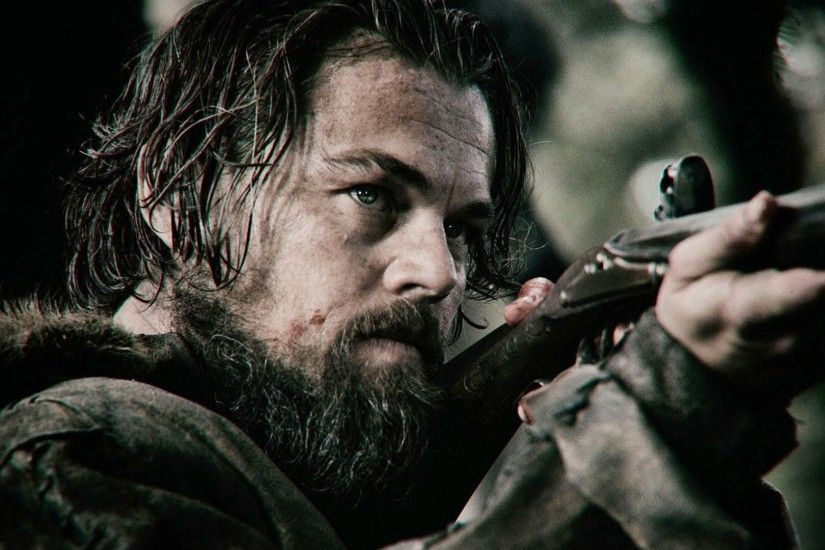 Preview wallpaper the revenant, leonardo dicaprio, hugh glass 1920x1080