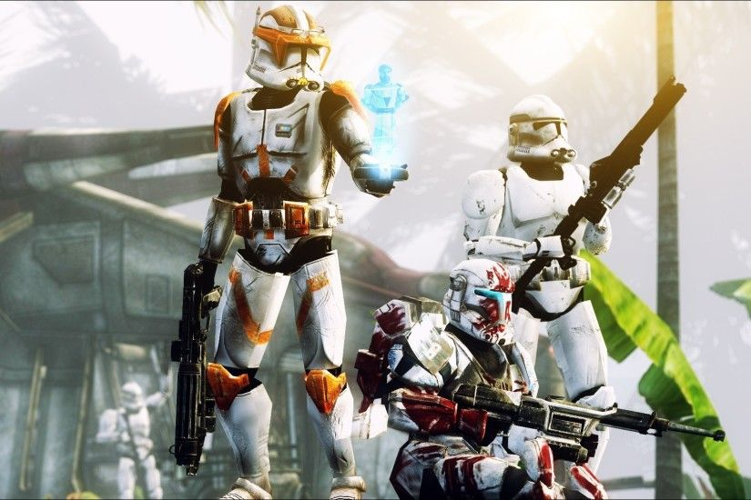 Clone Wars, Star Wars wallpaper thumb
