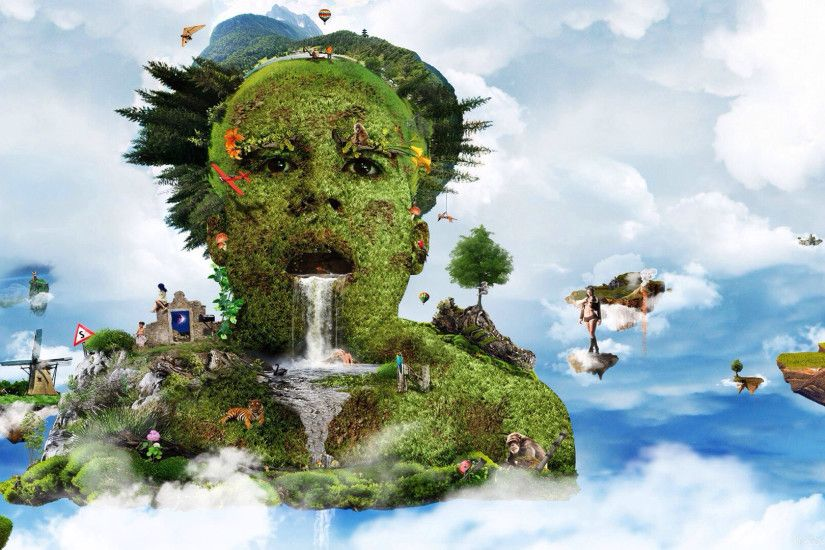 Explore 3d Nature Wallpaper, 3d Wallpaper, and more! Surreal / whimsical