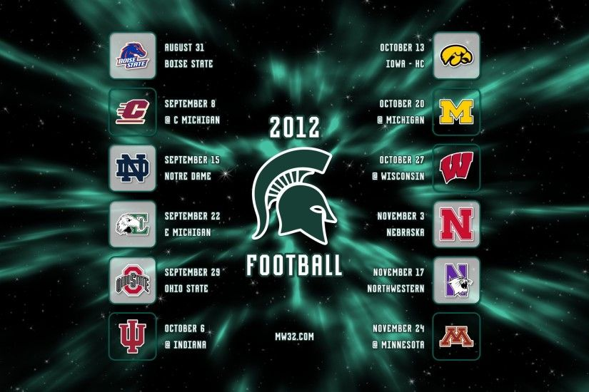 MICHIGAN STATE SPARTANS college football wallpaper | 1920x1200 | 595885 |  WallpaperUP