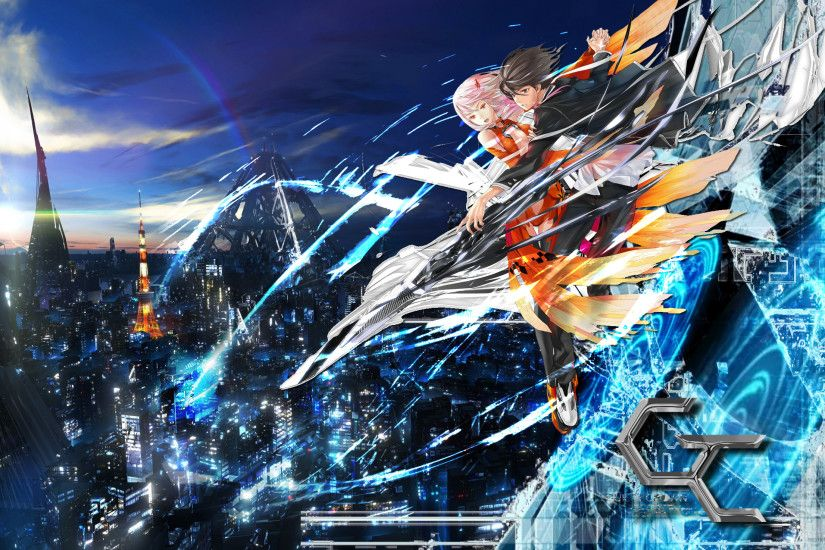 HD Wallpaper | Background ID:431406. 2211x1483 Anime Guilty Crown. 34 Like.  Favorite