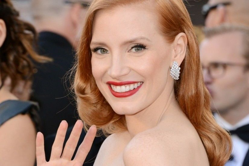Wallpapers Backgrounds - Jessica chastain wallpaper gallery
