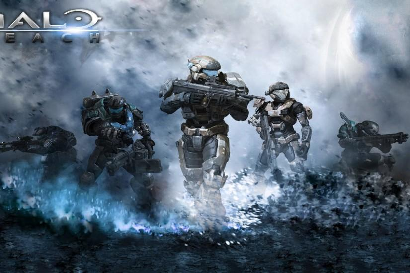 Desktop Wallpaper HD Halo free download.