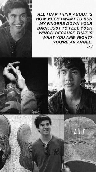 calum hood calum calum lockscreen lockscreen lockscreens 5sos screampoets  poem screampoem poets 5 seconds of summer