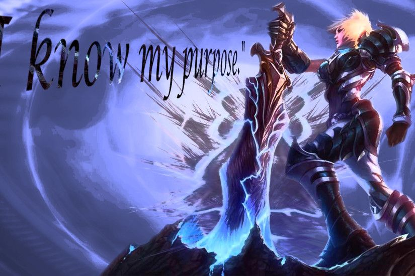 ... League of Legends Riven and Elise MASHUP 1920x1080 by Mathiashenr .