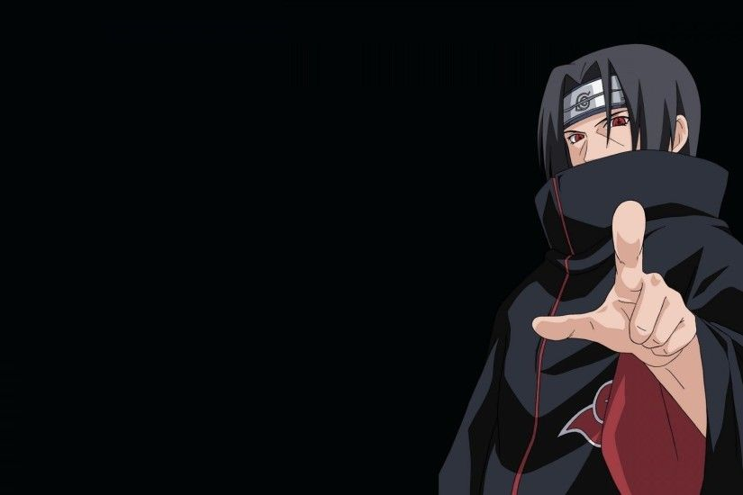 Uchiha Itachi HD Wallpaper