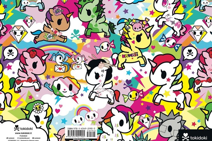 Tokidoki Coloring Pages Eliolera