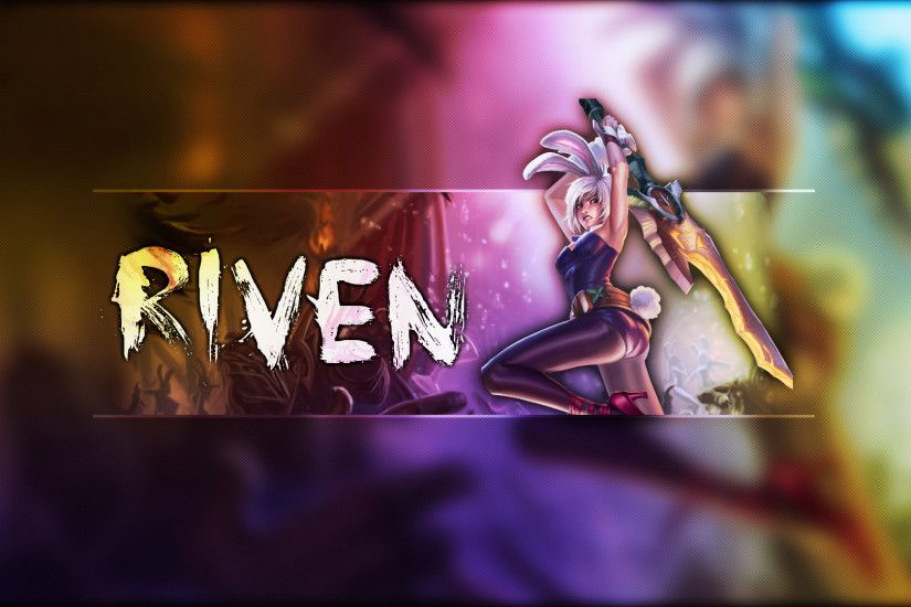 ... Wallpaper | Battle Bunny Riven by ChrisEdua