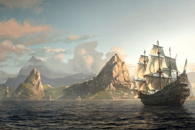 ac4 black flag wallpaper 3d - photo #9