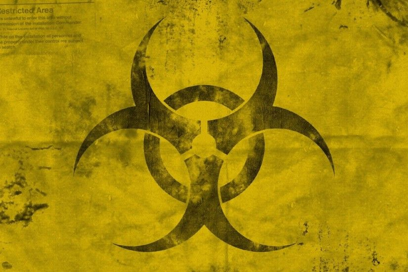 ... biohazard symbol wallpapers wallpaper cave ...