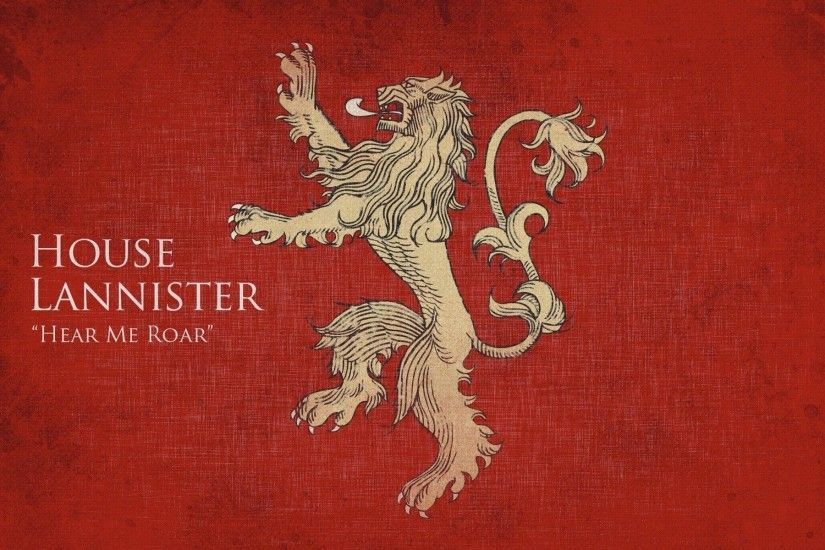 Game Of Thrones Tv Series House Lannister HD Wallpapers - 1762558