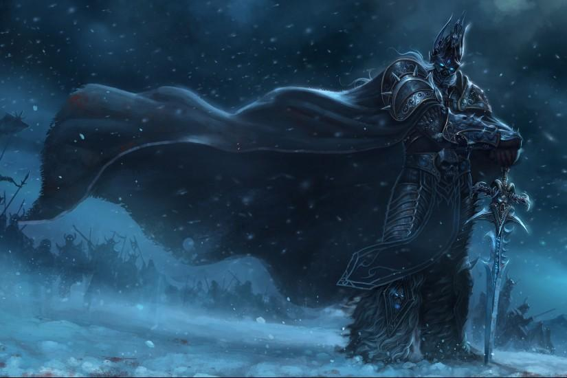 ... Lich king wow ...