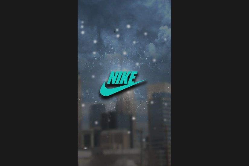 Nike Wallpaper// Speed Art
