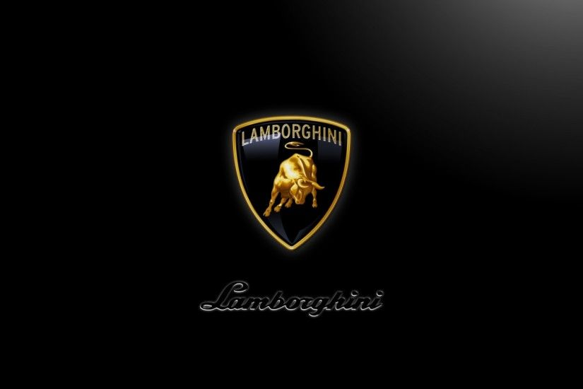 Lamborghini Logo Wallpapers 1920×1200 Lamborghini Logo Wallpaper (51  Wallpapers) | Adorable Wallpapers