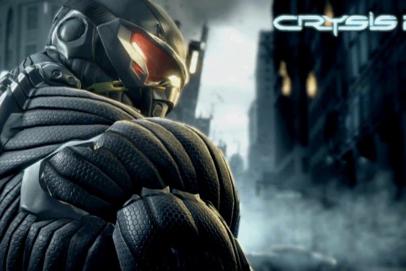 Crysis 2 Wallpaper : Most Epic FPS Ever!