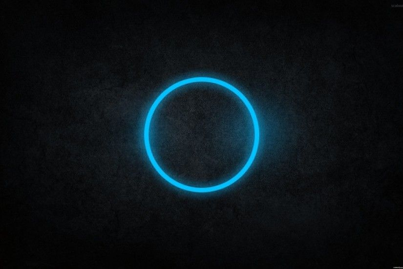 Abstract Background Black Circle Blues Phone ...