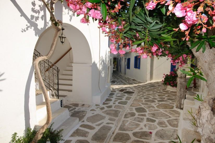 Pretty Greece Wallpaper 46296