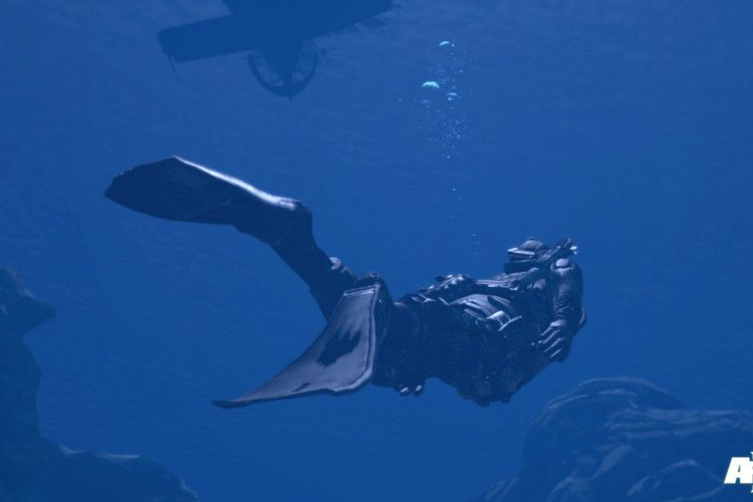 arma 3 underwater action capability widescreen hd wallpaper
