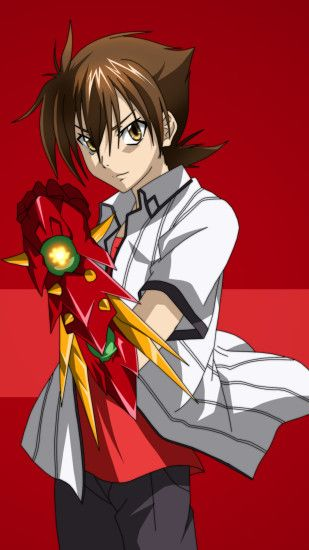 Anime High School DxD Issei Hyoudou. Wallpaper 671063