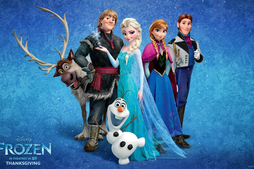 HD Wallpaper | Background ID:491326. 2880x1800 Movie Frozen