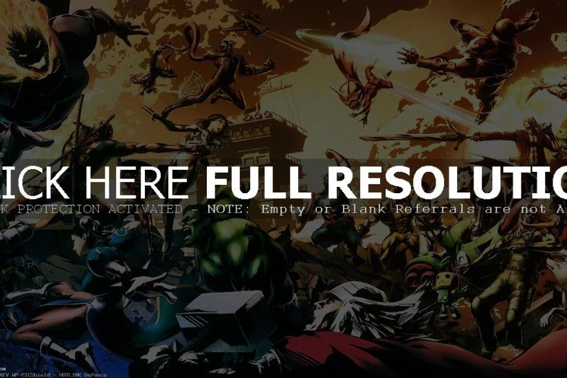 Marvel Vs Capcom Wallpaper Wallpapertag