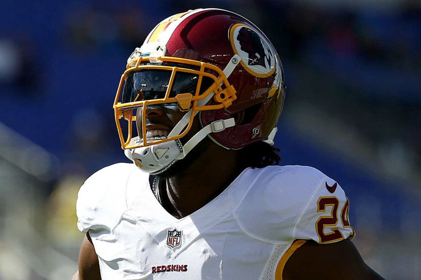 Redskins' Josh Norman back in the weight room after breaking rib | NFL |  Sporting News