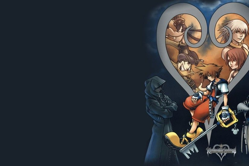 Kingdom Hearts 2 Backgrounds (51 Wallpapers)