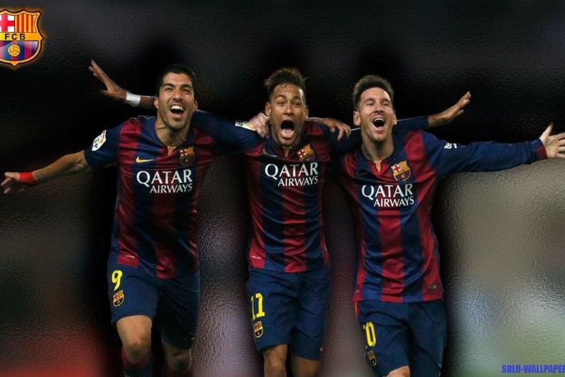 Messi Neymar Suarez Wallpaper - WallpaperSafari