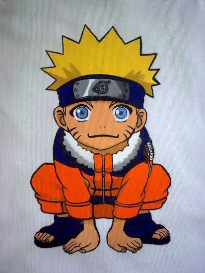 Naruto Chibi Wallpapers - WallpaperSafari
