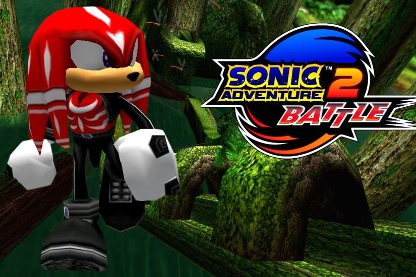 Sonic Adventure 2: Battle - Green Forest - Knuckles (Dreamcast costume)  Full HD Widescreen 60 FPS - YouTube